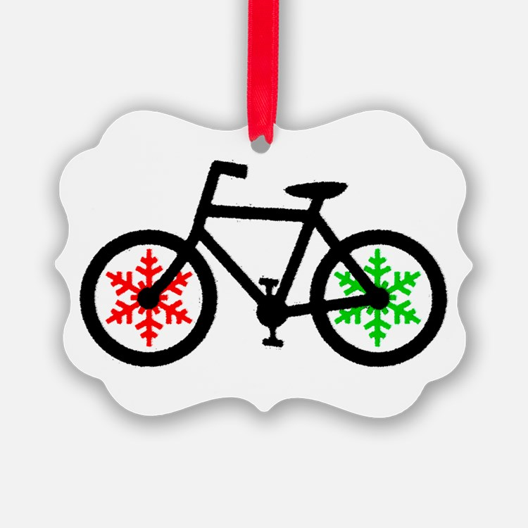 Free bicycle cliparts download. Biking clipart christmas