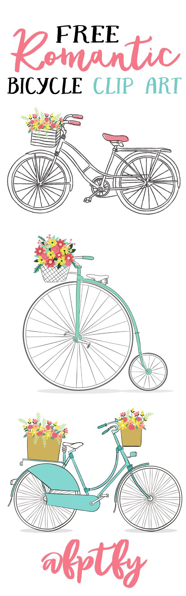 bicycle clipart cycling