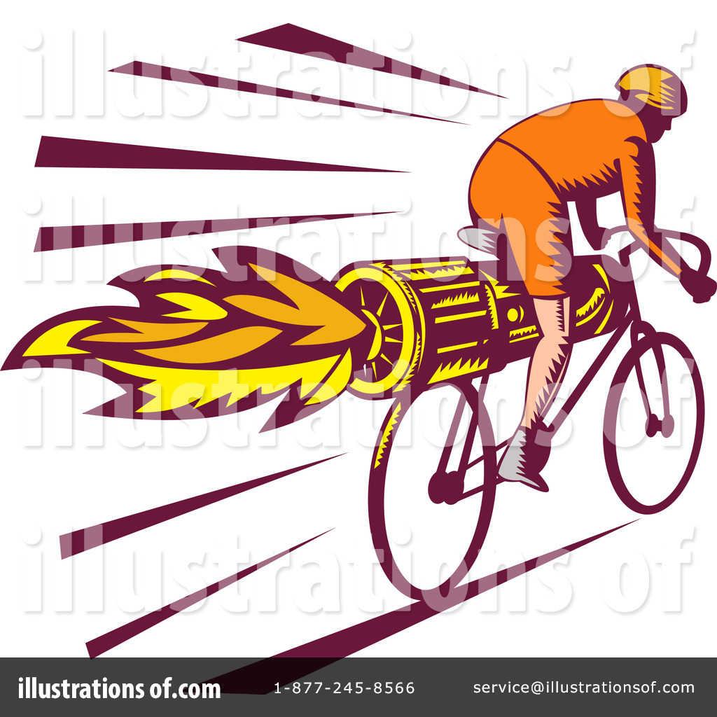 Illustration by patrimonio royaltyfree. Bicycle clipart illustrated