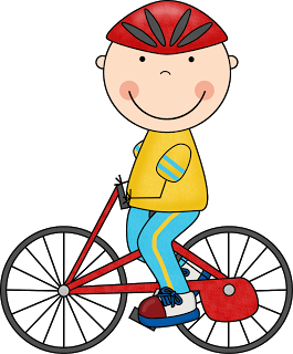 collection of kids. Bicycle clipart kid bike