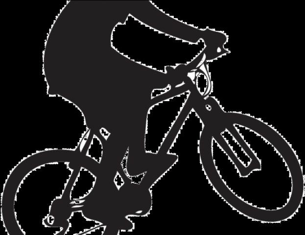 Mountain bike png transparent. Biking clipart logo