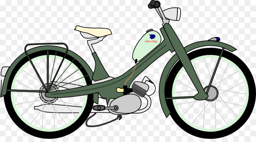 Electric clip art cartoon. Bicycle clipart mountain bike