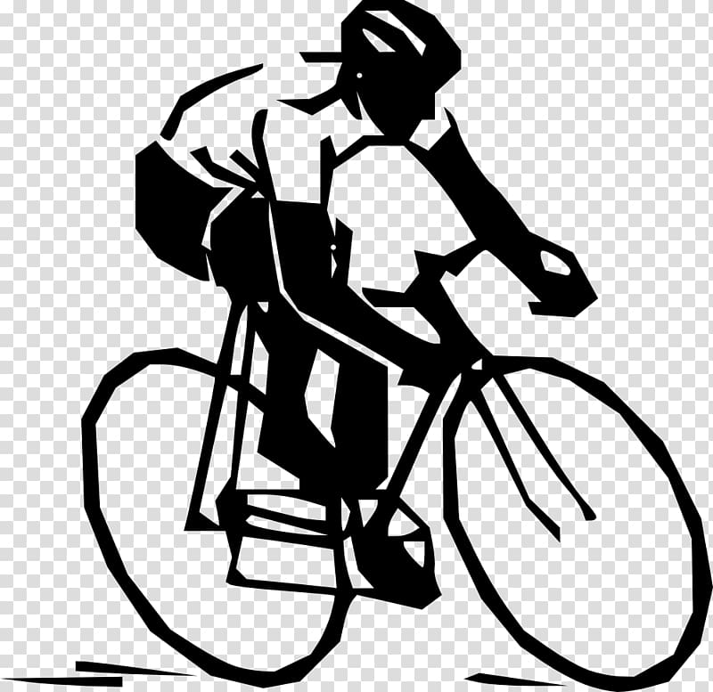 Racing bicycle cycling bikes. Clipart bike road bike