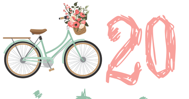 I should be mopping. Bike clipart shabby chic