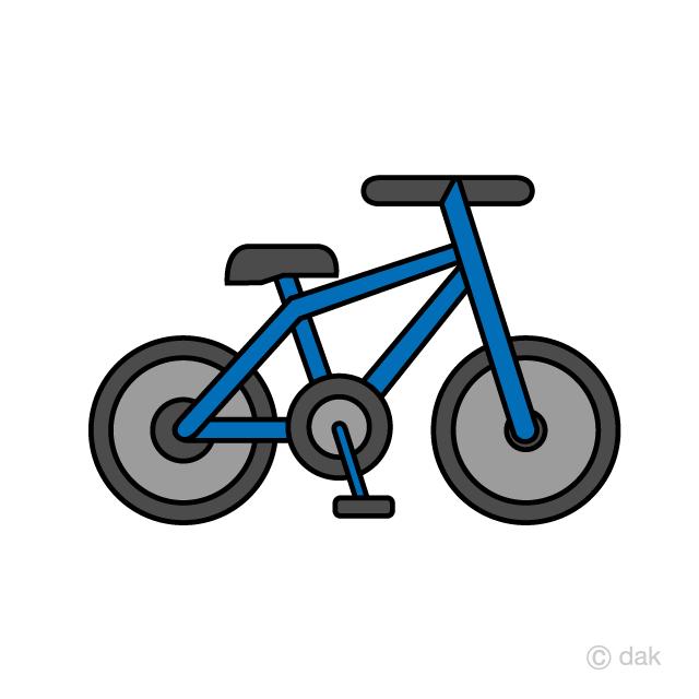 Clipart bike simple. Free picture illustoon