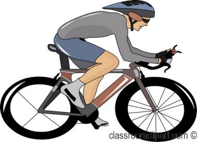 Bicycle clipart sport. Bike page clipartaz free