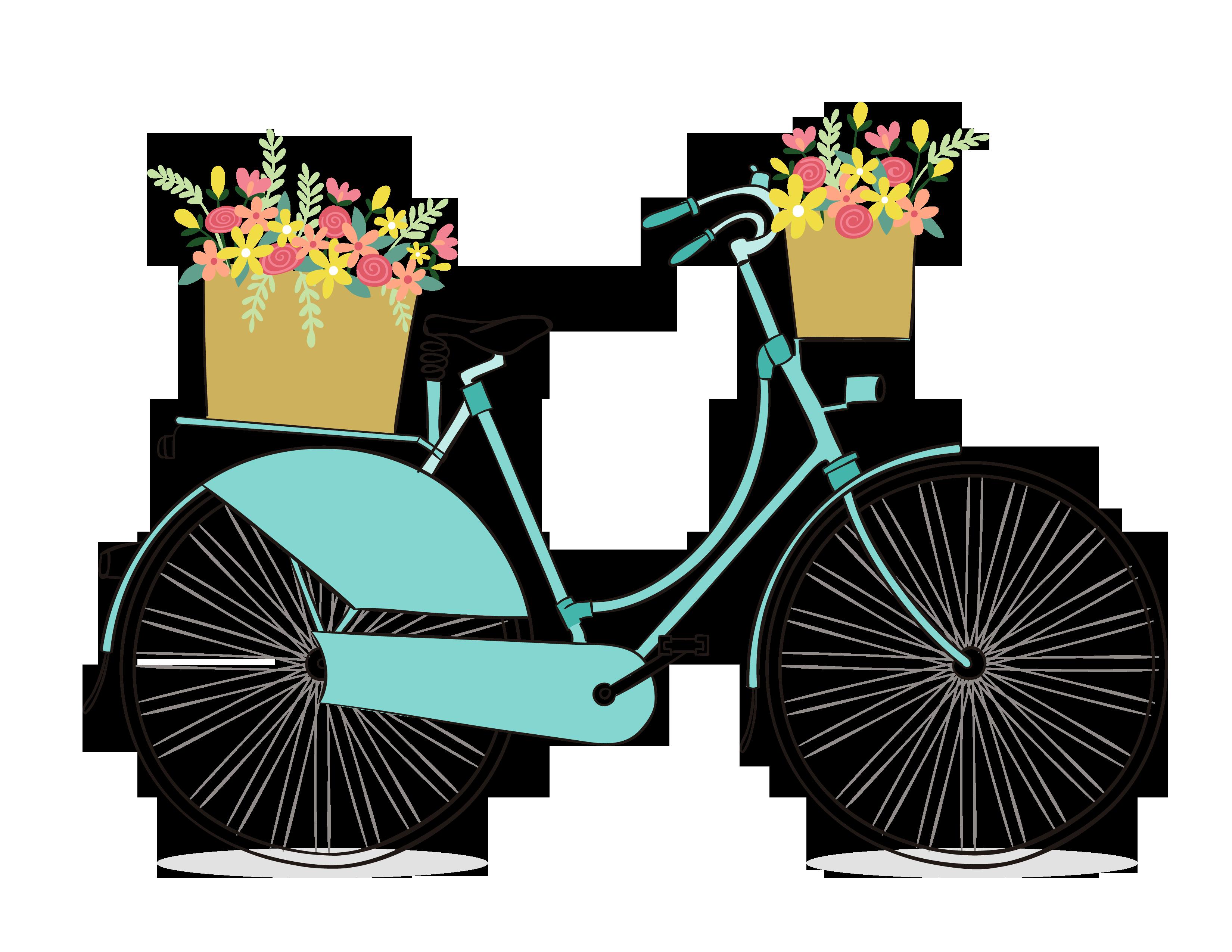 Engagement clipart bikes. Free romantic bicycle clip