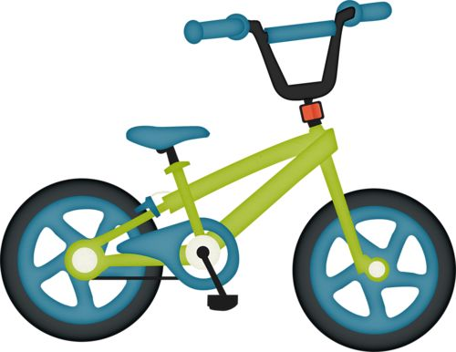 Bicycle clipart summer.  best bicicletas images