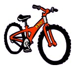 Free bicycles graphics images. Bike clipart toy