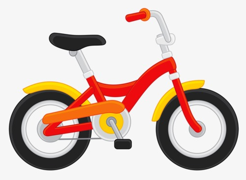 Bike clipart toy. Bicycle transportation png image