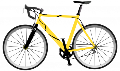 Bicycle png images free. Bike clipart transparent background