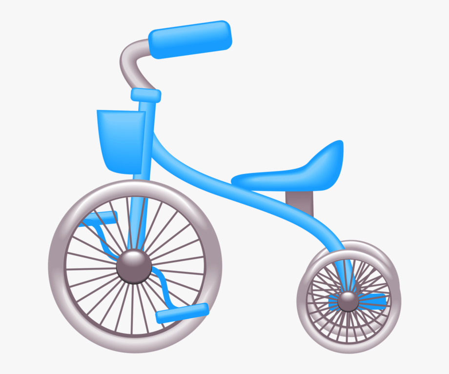 Bicycle clipart tricycle. Baby clip art kids