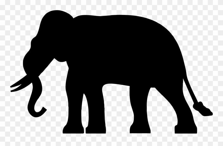 big clipart african elephant