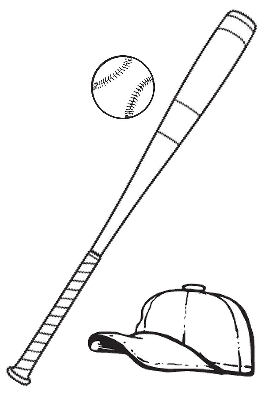 Clipart baseball drawing. Rawlings big stick bats
