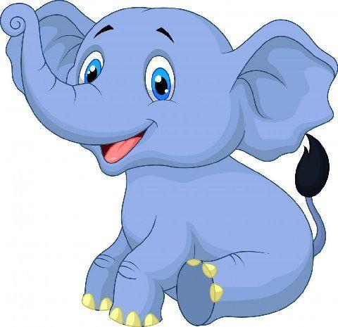 Big clipart big elephant. Baby cutie pinterest elephants