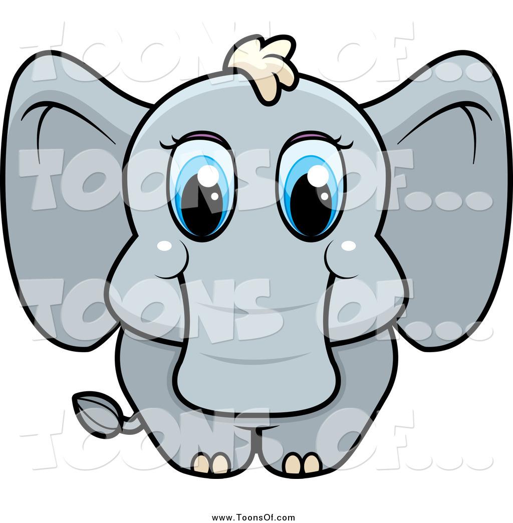 Of a cute baby. Big clipart big elephant