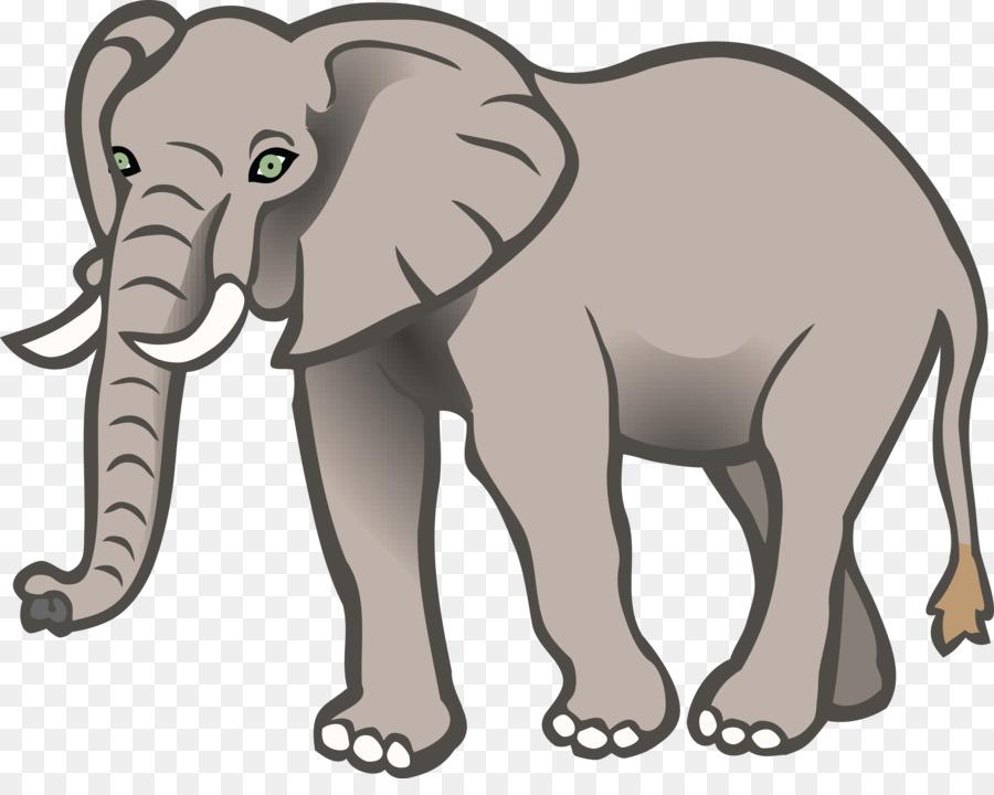 big clipart big elephant