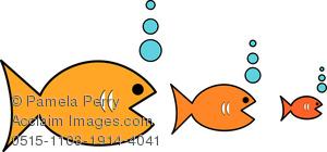 Clip art image of. Big clipart big little