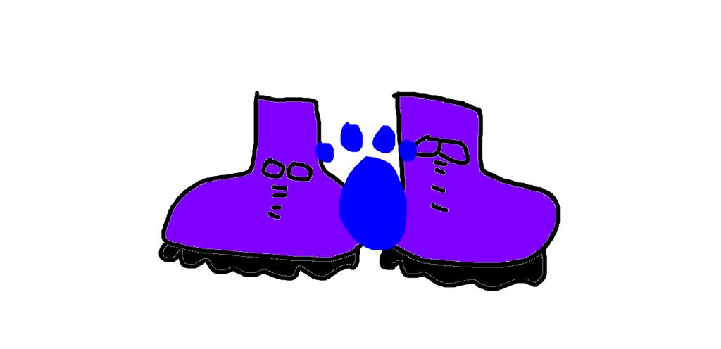 Big clipart big shoe. Blue s clues two