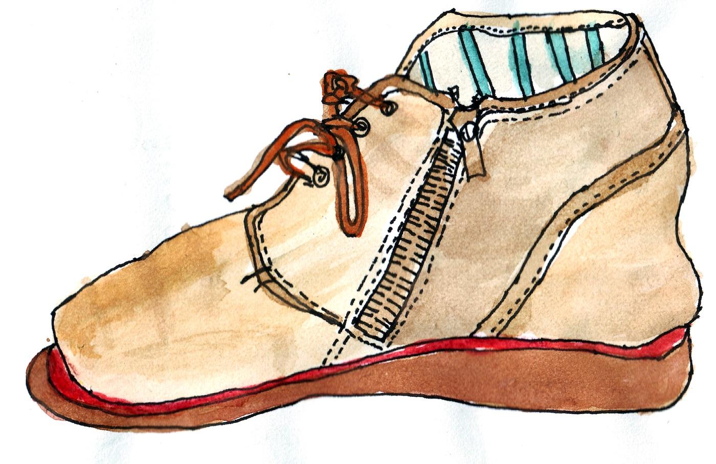 Big clipart big shoe. Drawing the blog of