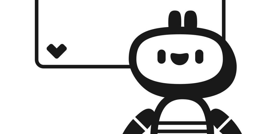 Big clipart big thing. Chatbots and chat interfaces