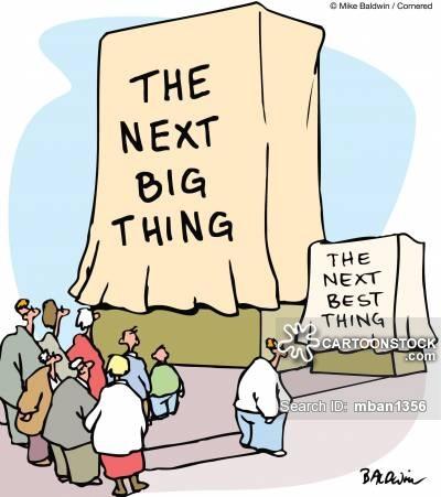 big clipart big thing