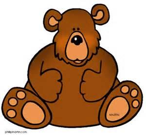 Big clipart brown bear. Computer lab st grade
