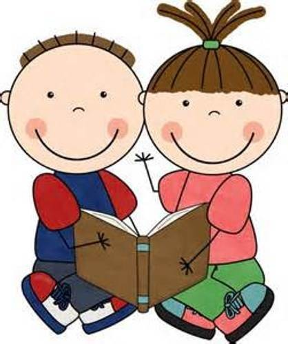 Big clipart buddy.  collection of reading