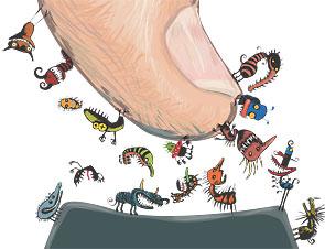 Germs pkids blog make. Big clipart germ