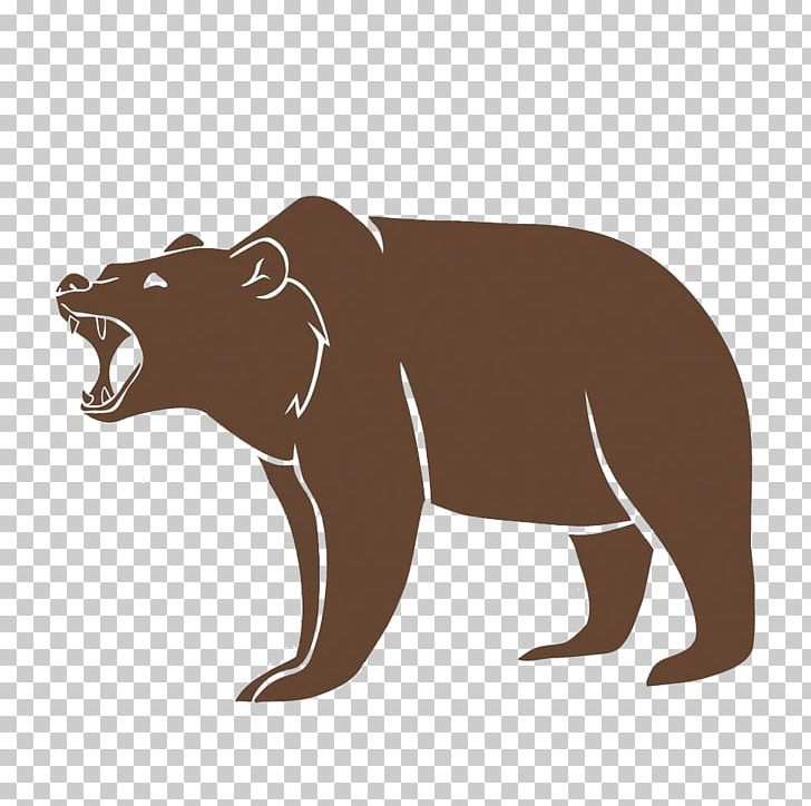Polar brown png animal. Big clipart grizzly bear