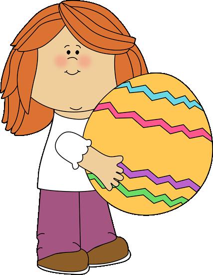 Kids clip art images. Easter clipart kid