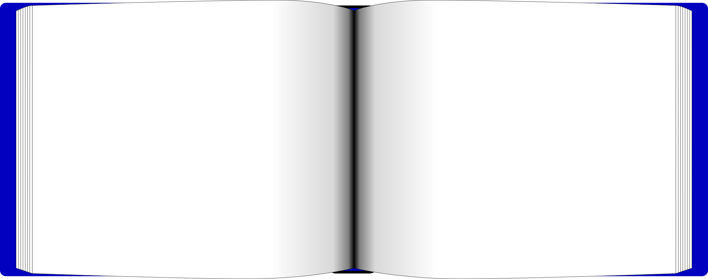 Face image png. Big clipart open book