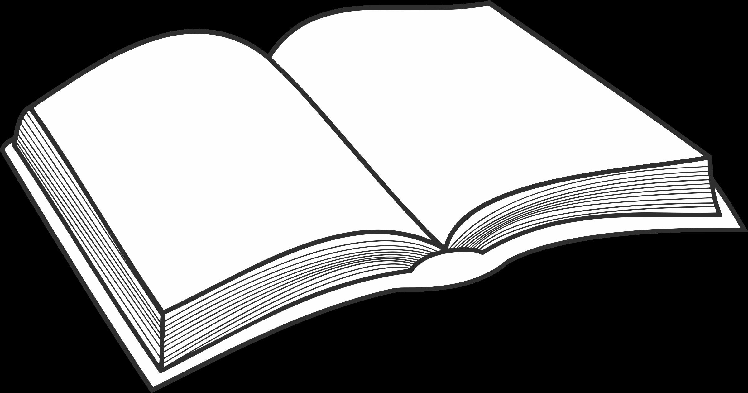 Big clipart open book, Big open book Transparent FREE for ... (2400 x 1262 Pixel)