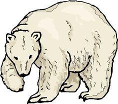 Big clipart polar bear. The alaska state ferry