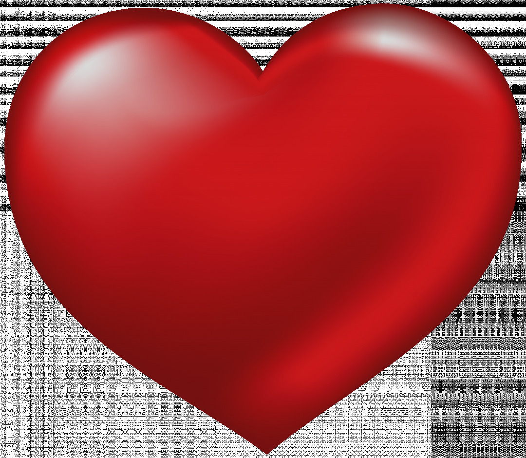 Great clip art free. Big clipart red heart