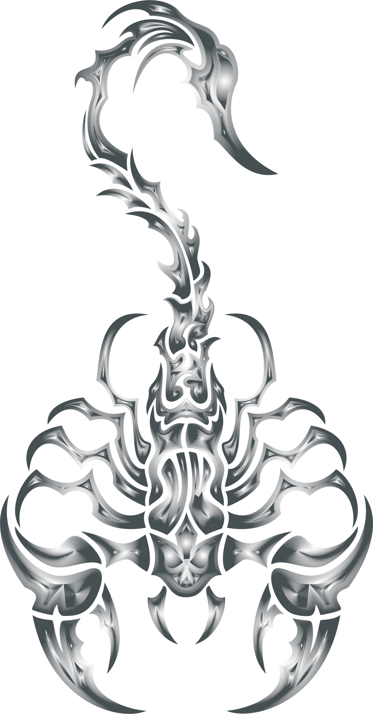 big clipart scorpion