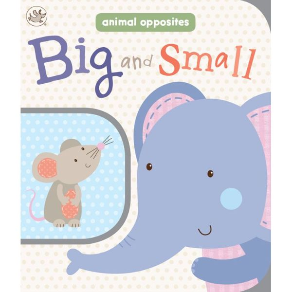 Big clipart small animal. And opposites