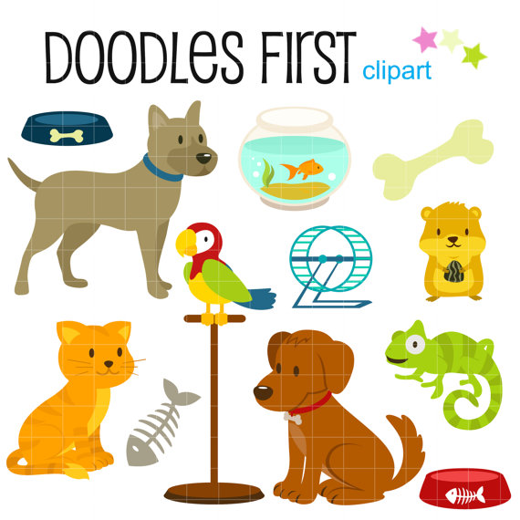 This set includes the. Big clipart small animal