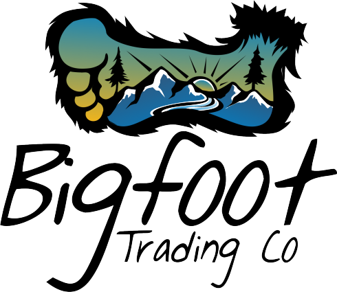 Bigfoot clipart smelly. Trading co