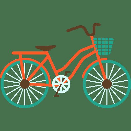 Trendy transparent png stickpng. Bike clipart
