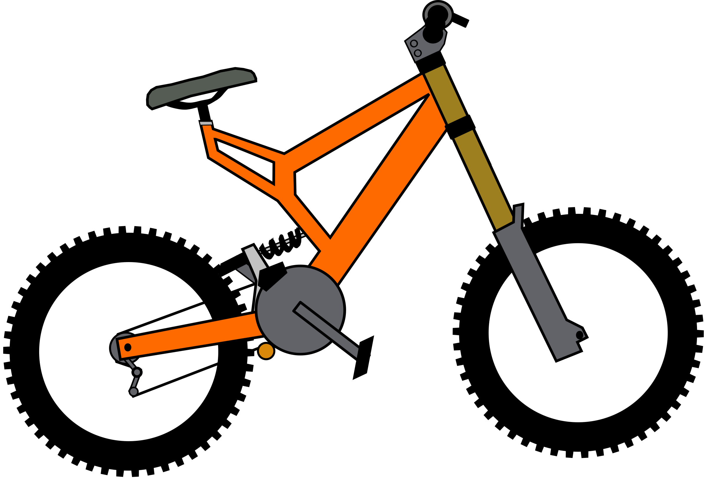 Big image png. Bike clipart animated