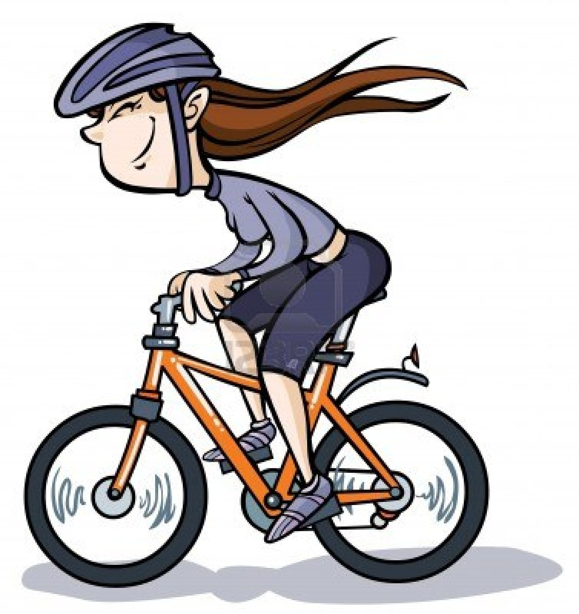 Bike clipart animated. Free bicycle clipartcow clipartix