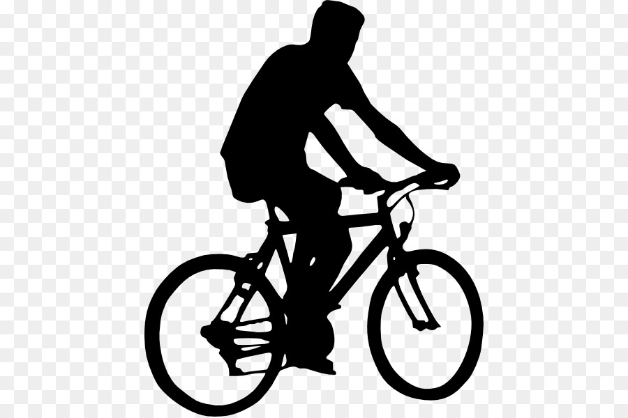 Bicycle cycling clip art. Bike clipart bike rider