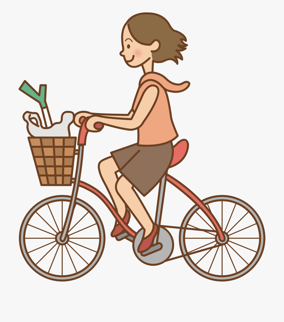 This free icons png. Bike clipart bike rider