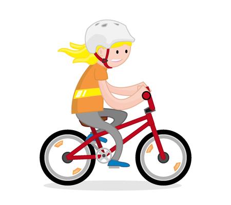 Child cyclists police scotland. Bike clipart bike safety