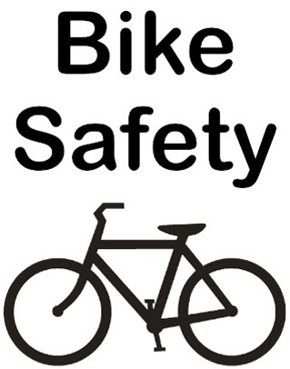 Bike clipart bike safety. National month kicks off
