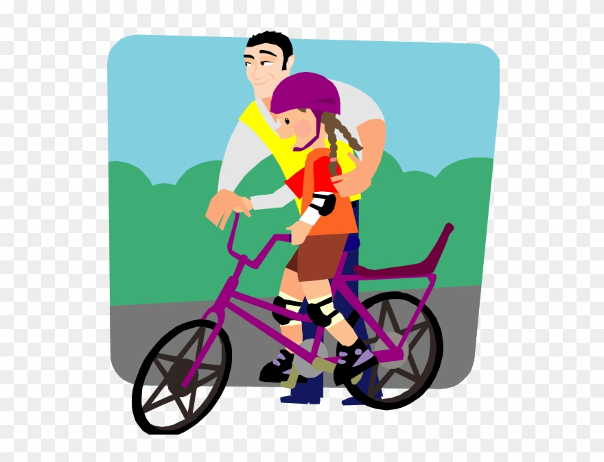 Bike clipart bike safety. Bicycle cycling clip art