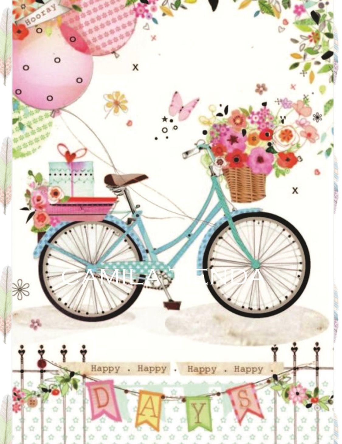 Pin by aglar on. Bike clipart birthday
