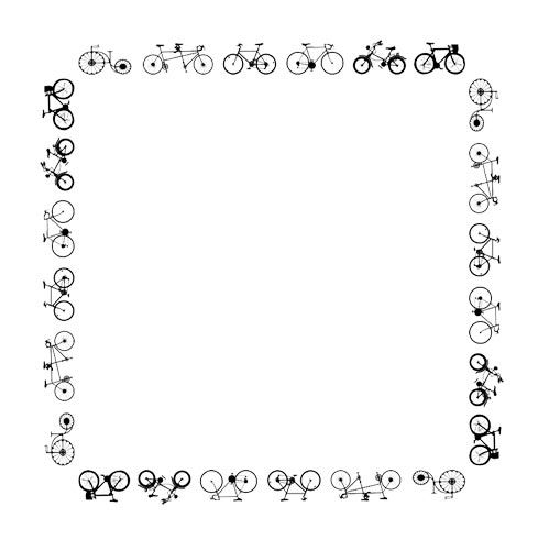 Image result for bicycle. Bike clipart border