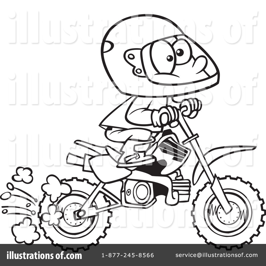 Bike clipart cartoon. Dirt pictures free download